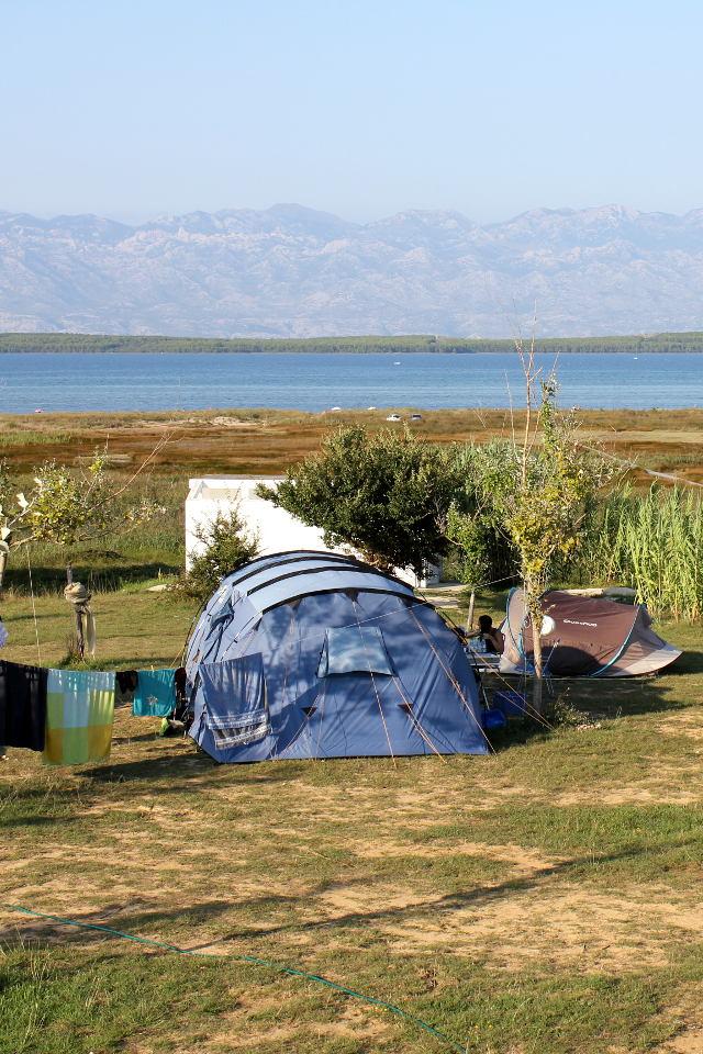 Camping Ninska Laguna 2, Zadar, Nin, Croatia