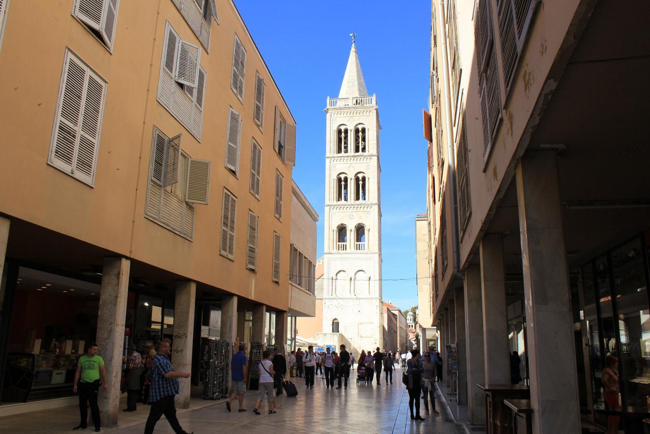2018 Excursion >> Zadar, Croatia | Informations about Zadar | Camping Ninska Laguna