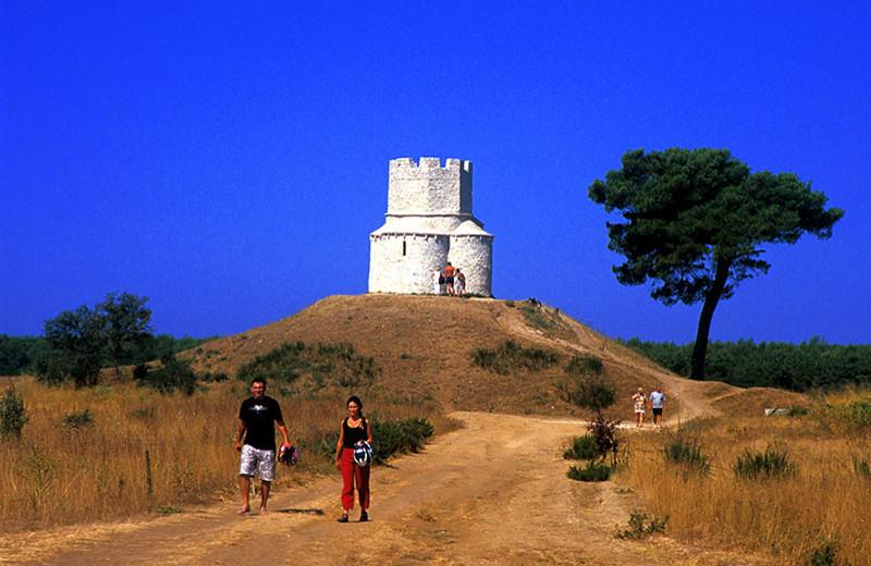 St Nicholas Nin, Croatia