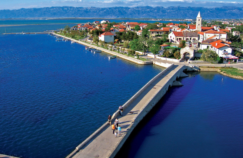 Town of Nin - Croatia